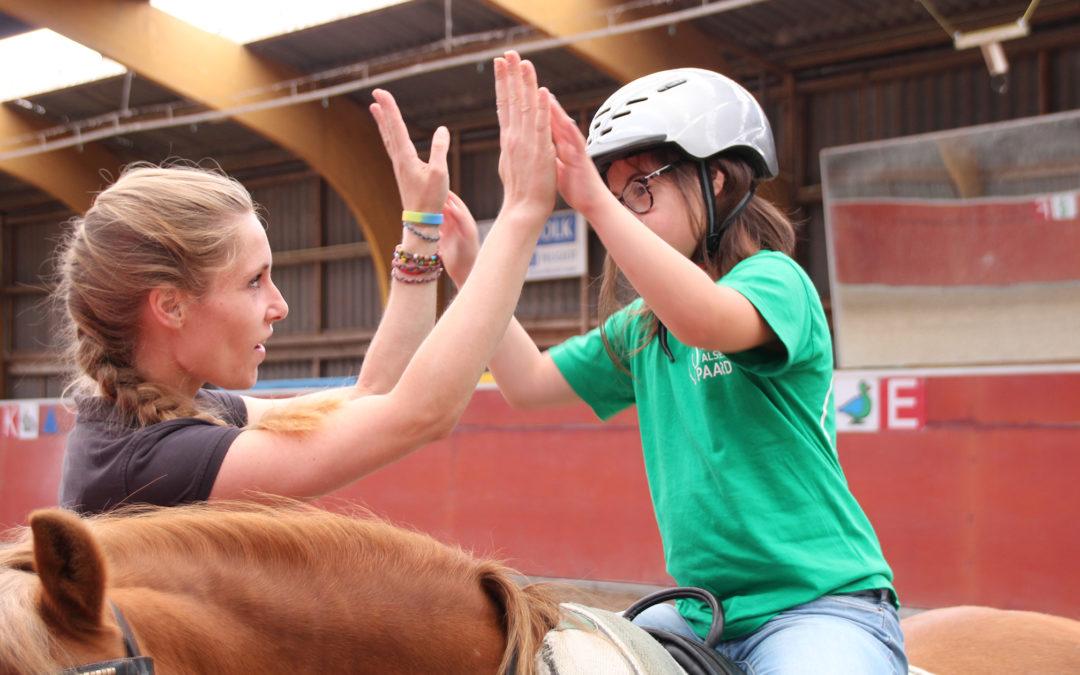 Werken als een Paard Speciaal Onderwijs